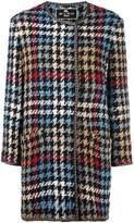 Etro houndstooth coat