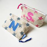 Sweet Home London Stars Make Up Bag