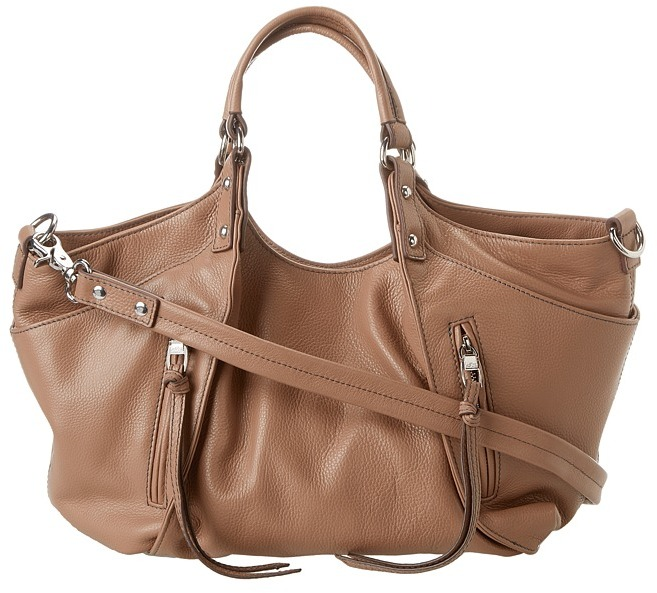 Kooba Chloe (Taupe) - Bags and Luggage
