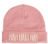 david and young Bad Hair Day Beanie