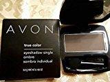 Avon True Color Eyeshadow Single Black Brown