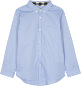 Burberry Cotton Oxford shirt 4-14 years