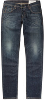 Rag & Bone Knightsbridge Two Slim-fit Denim Jeans - Blue