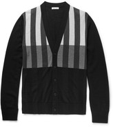 Tomas Maier - Striped Merino Wool Cardigan