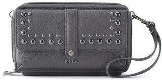 The Sak Sequoia Leather Smartphone Crossbody Handbag