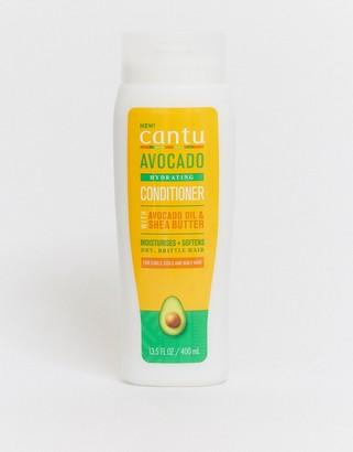 Cantu Avocado Hydrating Cream Conditioner 13.5Oz / 400ml