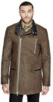 G by Guess GByGUESS Men's Roman Peacoat