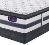 Serta iComfort® HYBRID HB500Q SmartSupportTM Super Pillow Top Low Profile Mattress Set