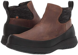 Bogs Freedom Ankle Boot (Cognac) Women's Shoes