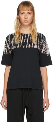 Raquel Allegra Black Football T-Shirt