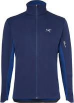 Arc'teryx Trino GORE WINDSTOPPER and Atreus Jacket