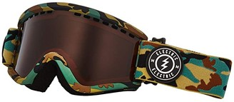 Electric Eyewear EGV.K (Camo Brose) Athletic Performance Sport Sunglasses