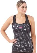 Skechers Womens Star Performance Strappy Support Vest Black