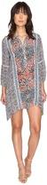 Tolani Tris Tunic Dress