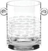 Michael Wainwright Truro Glass Ice Bucket With Tongs