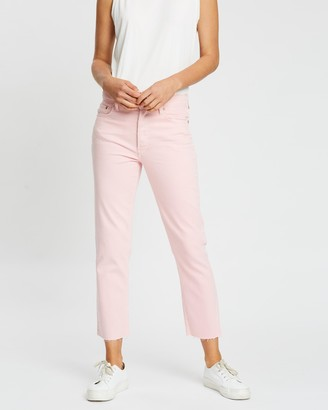 Gap Cheeky Straight Colour Jeans
