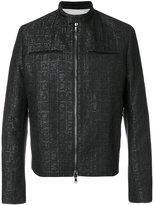 Rochas zip up jacket
