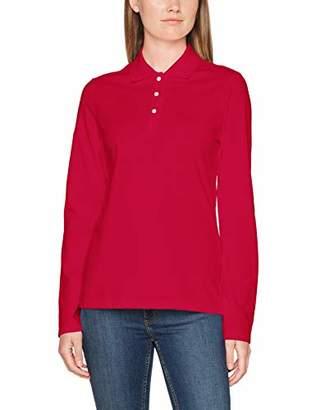 Trigema Women's 5216531 Polo Shirt,Large