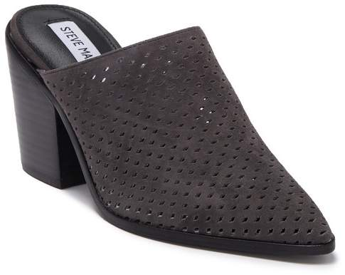 13f85d38be8 Sully Perforated Block Heel Mule