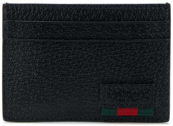 Gucci moneyclip cardholder