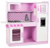 Melissa & Doug Chef's Kitchen Pretend Play Set - Cupcake Pink/White