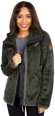 Obermeyer Britt Fleece Jacket (Off-Duty) Women's Clothing