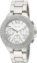 Kensie Women's Quartz Metal and Alloy Casual Watch, Color:-Toned (Model: KEN5095)
