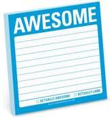 Knock Knock Awesome Sticky Notes