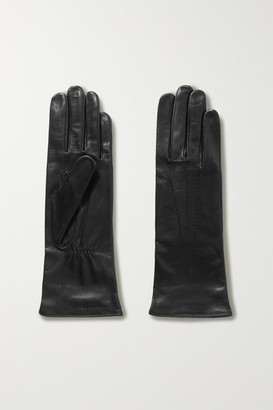 Agnelle Grace Leather Gloves
