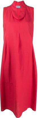 Malo Sleeveless Shirt Dress