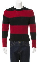 Dolce & Gabbana Striped Wool Sweater
