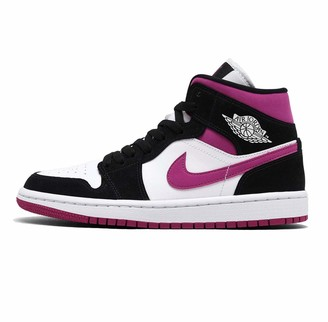 Nike Women's WMNS AIR Jordan 1 MID Basketball Shoe