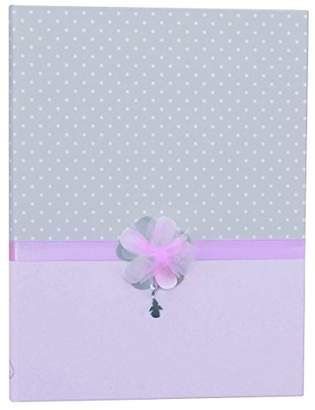 Mamamour 103Â CZ18Â Baby Pink Photo Album with Pendant in Silver 925