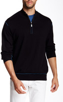 Peter Millar Two-Tone Long Sleeve Sweater