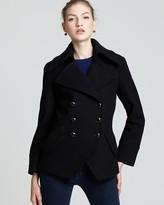 Trina Turk Emery Pea Coat