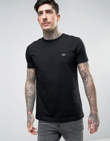Lacoste Small Logo T-Shirt Regular Fit in Black