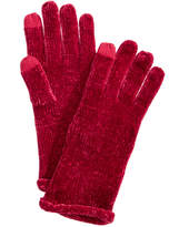 Charter Club Chenille Roll-Top Gloves, Created for Macy's