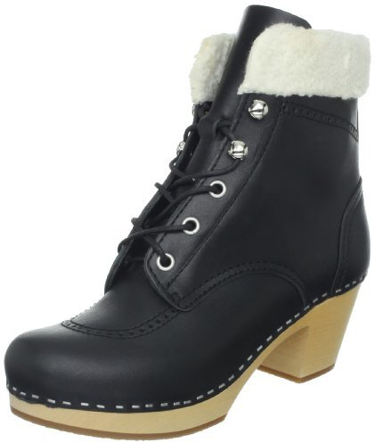 Swedish Hasbeens Women's Ice Baby Ankle Boot