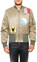 J.W.Anderson Bomber Jacket With Patches