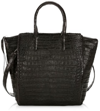 Nancy Gonzalez Camille Crocodile Satchel