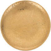 L'OBJET Alchimie Gold Dessert Plate