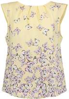 Dorothy Perkins BILLIE & BLOSSOM BUTTERFLY Blouse yellow
