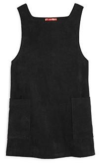 Aqua Girls' Sleeveless Corduroy Dress, Big Kid - 100% Exclusive