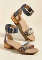 Latigo Midday Marvelous Leather Sandal in 7
