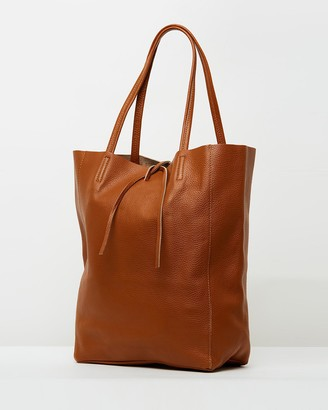Bee Women's Leather bags - Monica Brown - Size One Size at The Iconic