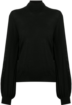 P.A.R.O.S.H. Luly open back jumper
