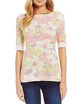 Westbound Elbow Sleeve Tunic