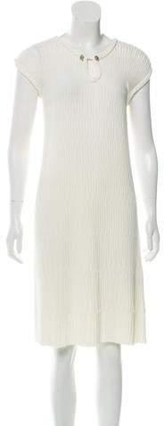 Chanel Knit Shift Dress