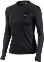 Asics Women's Crewneck Raglan Running Top