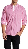 Tailorbyrd Gingham Classic Fit Shirt